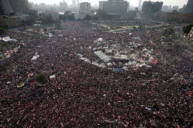 世界に動乱をもたらすエジプトの軍事クーデター(追記)