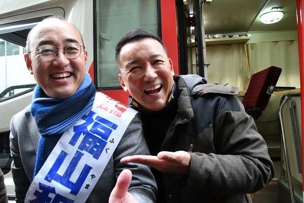京都市長選、同市民が守旧派と革新派を見分ける眼が必要
