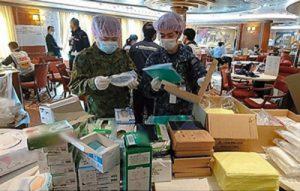 安倍政権の新型コロナウィルス感染予防策にWHOも批判(一部加筆)
