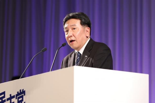 立憲党大会、枝野代表は選挙戦術に終始するだけ