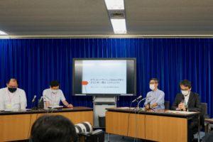 首をかしげる5月29日専門家会議報告−「SARS-CoV-2に感染しても80%の人は感染させない」