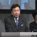 将来の首相の器としての力量が問われる新立憲・枝野代表ー菅義偉政権誕生