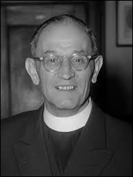 マルティン・ニーメラー牧師
