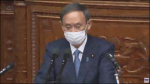 英国変異コロナウイルス、市中感染発見ー菅内閣は総辞職を(暫定投稿)