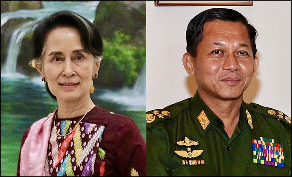 ミャンマーでの軍事クーデター1週間後の参考情報とコロナ感染状況