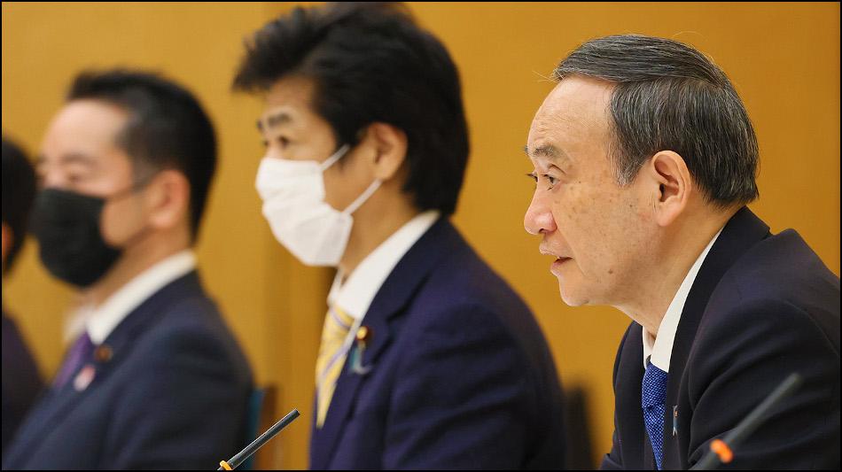 オリパラ中止決断で菅首相5月解散決断か。若手は造反、小池都知事も首相に最後の挑戦(冒頭大幅追記)