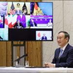 G7「オリ/パラ開催日本支持」は「安全・安心な形で」の開催が条件付き(暫定投稿)