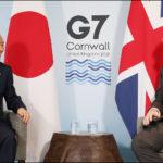 G7の「条件付き」オリ/パラ開催支持、狙いは日本を対中包囲網の先鋒に(補強)
